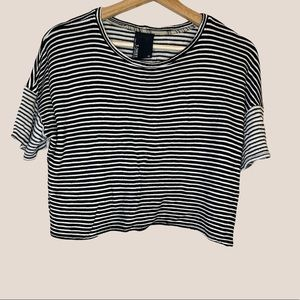 LA Made Dolman Crop T-Shirt